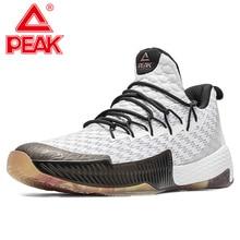 PEAK Men Lou Williams Lightning 2019 Basketball Shoes Sneakers Cushioning Sports Athletic Designer Footwear