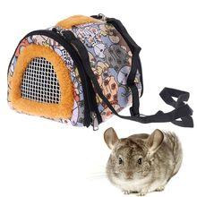 Carrier-Bag Hamster Hedgehog Guinea-Pig Travel Outdoor Portable Pounch-Bag