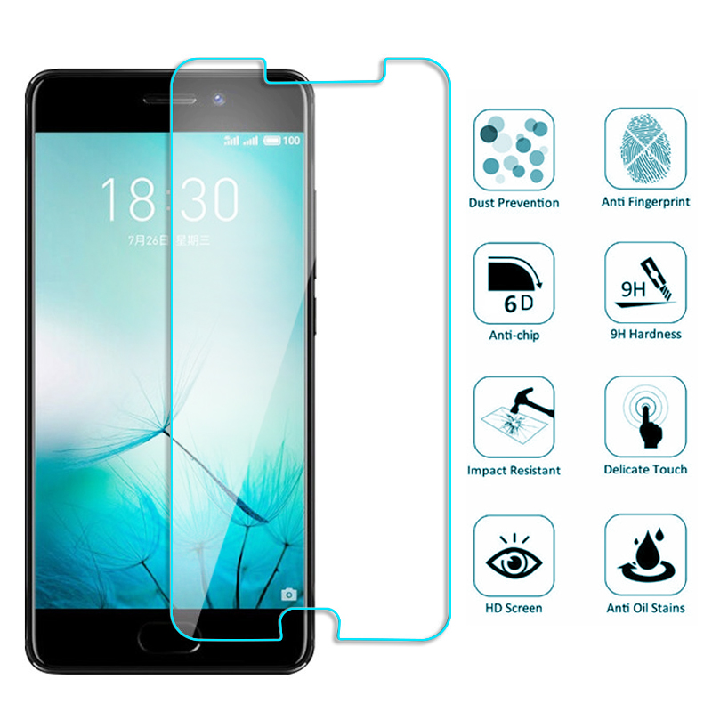 9H Protective Glass for Samsung A3 <font><b>A5</b></font> A7 2016 2017 Phone <font><b>Screen</b></font> Protector On for Samsung <font><b>Galaxy</b></font> A6 A8 A9 Plus <font><b>2018</b></font> Hard Glass image