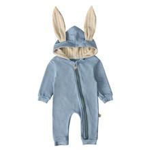 Kids Baby Boys Girls Romper Overall Clothing