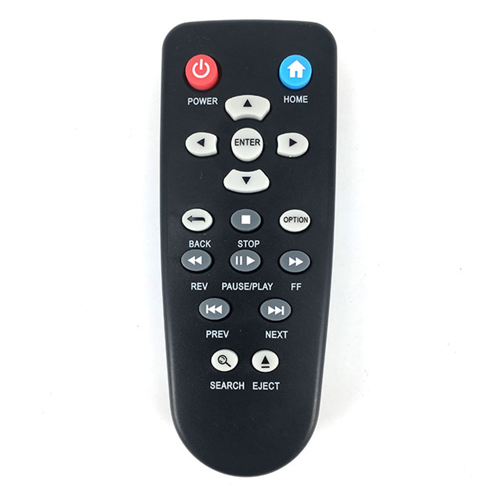 Media Player Box Accessories Hub Plastic Portable Replacement Remote Control Mini TV Live HD Home Non Slip For WD