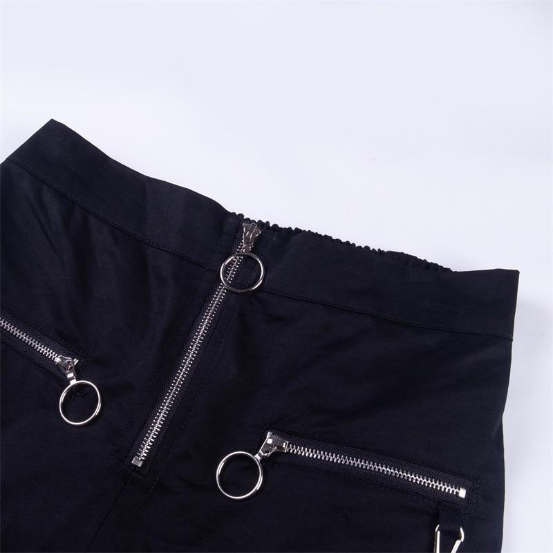 moda hip hop calças compridas capris