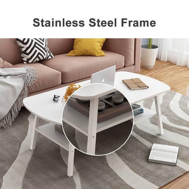 Wood Coffee Table 3