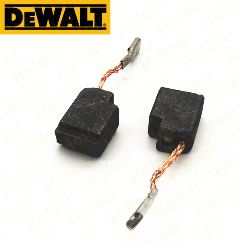 Carbon Brushes For DEWALT D28111 D28110 D28117 D28116 D28111X D28112X D28113 D28803 D28811 D28065 Power Tool Accessories Brush