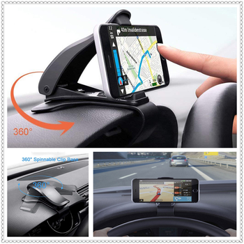 Car Phone Dashboard Holder 360 Degree Mobile Stand Mount for BMW E34 F10 F20 E92 E38 E91 E53 E70 X5 M M3 E46 E39 E38 E90 image