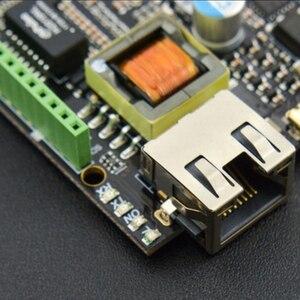 Image 4 - Dfrobot Nâng Cấp W5500 Ethernet Với ATmega32u4 Và PoE Ban Kiểm Soát V2.0 Tương Thích Với Arduino Cho IOT Intel Của Sự Vật