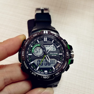 Image 3 - Gทหารนาฬิกากันน้ำกีฬานาฬิกาผู้ชายS ShockนาฬิกาHorloges Manne Relogio Masculino 737