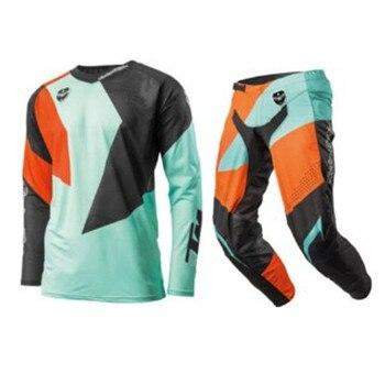 2020 SE PRO camiseta de Motocross y pantalón para ATV BMX Moto Gear Set ropa Moto MX Jersey Combo