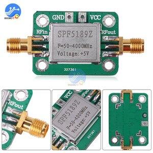 Image 2 - LNA 50 4000 МГц RF усилитель с низким уровнем шума, модуль приемника сигнала, Щит платы для Arduino SPF5189 NF = 0.6dB inm