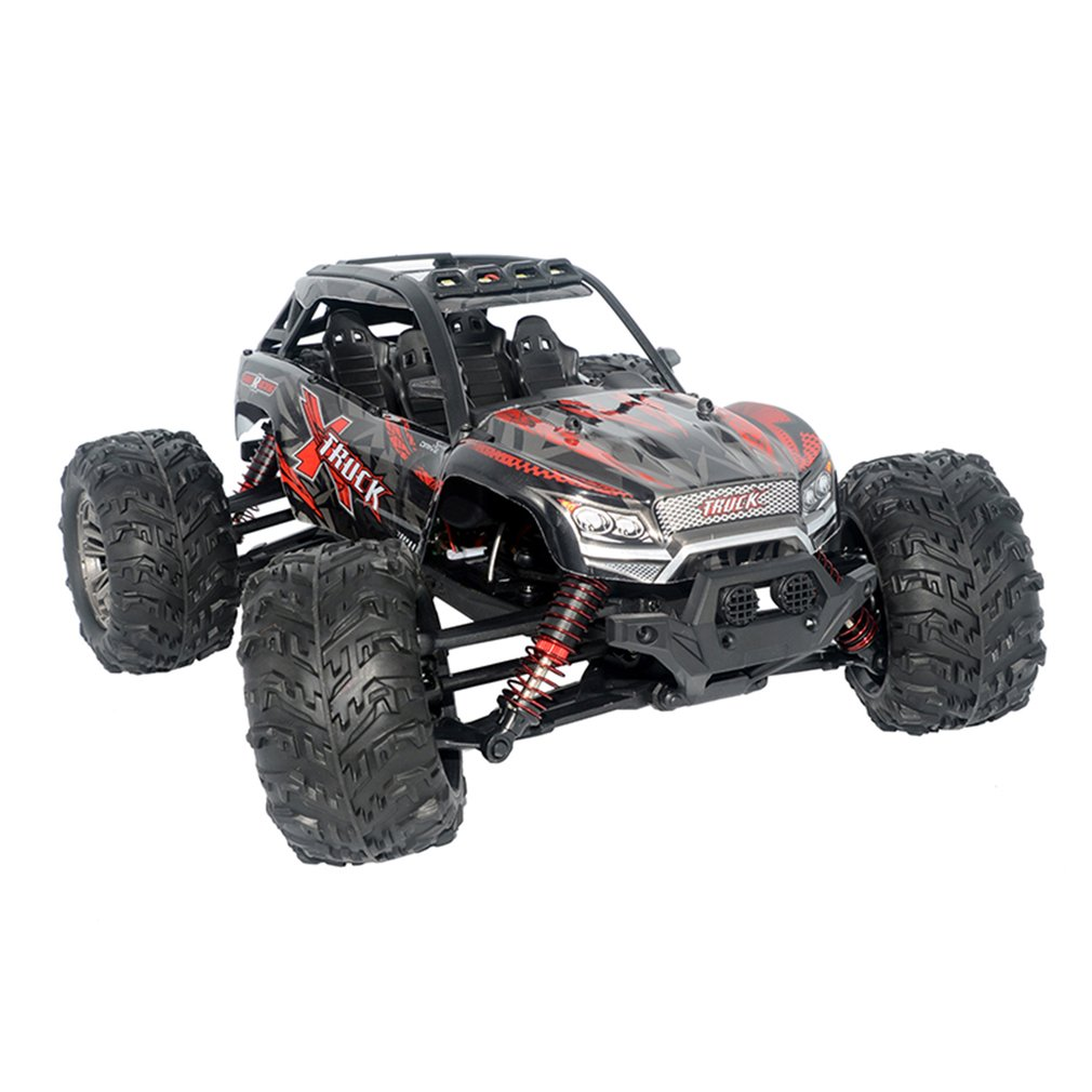 Q902 1:16 Brushless RC Car 4WD Motors Driving Desert Truck Drive Bigfoot Remote Control Car Model Off-Road Vehicle Toy