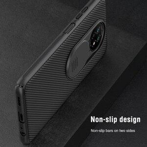 Image 3 - Nillkin Camera Len Bao Da Cho Xiaomi Redmi Note 9T Bảo Vệ CamShield Trượt