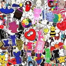 95 шт/упак с героями «Улица Сезам» граффити наклейки детская