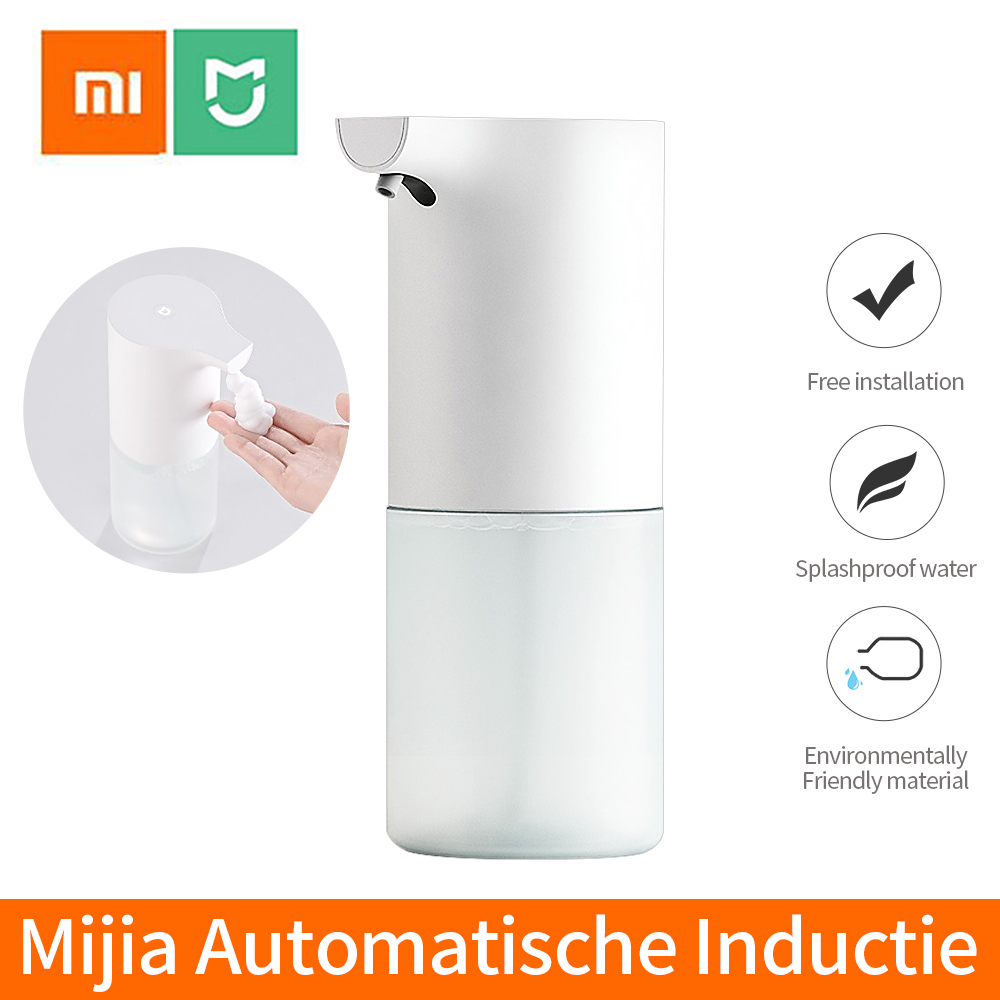 High Quality Automatic Induction Foaming Hand Washer Wash Automatic Soap 0.25s Infrared Sensor For Smart Homes Fastship