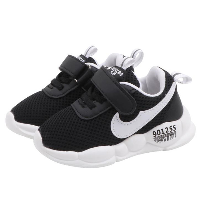 Chidlren Mesh Boys Girls Sneakers For Baby Kids Children Shoes Breathable Mesh Sports Kids Casual Flat Running Sneakers