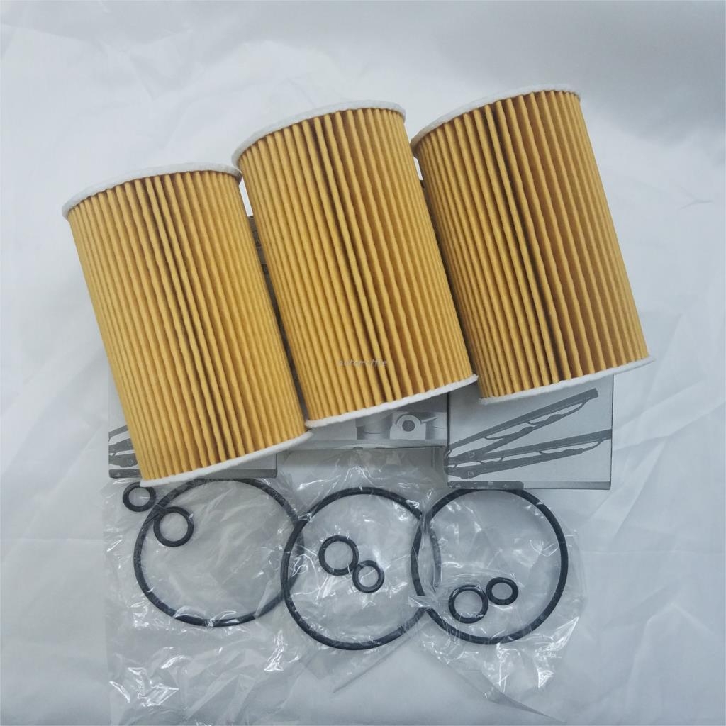 nova 10 pcs genuine filtro de oleo para a vw passat com 2 0l tdi diesel