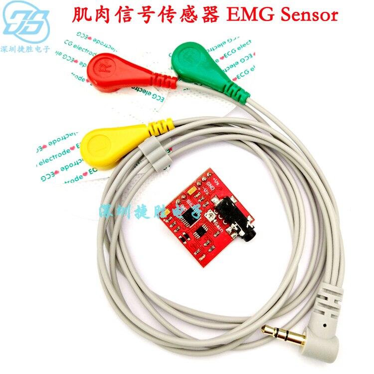 Electromyography Sensor Muscle Signal Sensor EMG Sensor