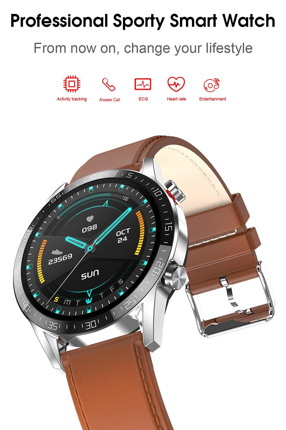 H0a46cbb6c3254ced8aefa3573f9baf2eQ For Phone Xiaomi Android IOS Reloj Inteligente Hombre Smartwatch Men 2021 Android IP68 Smartwatch Answer Call Smart Watch Man