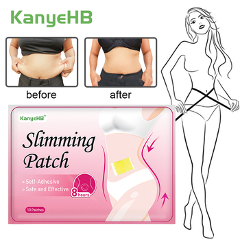 10pcs Slimming Patch Navel Slim Stickers Weight Loss Burning Fat Efficacy Chinese Herbal Medical Plaster W003 90pcs slimming navel stick slim patch weight loss keep fit fat burning chinese herbal medical plaster health care d1394
