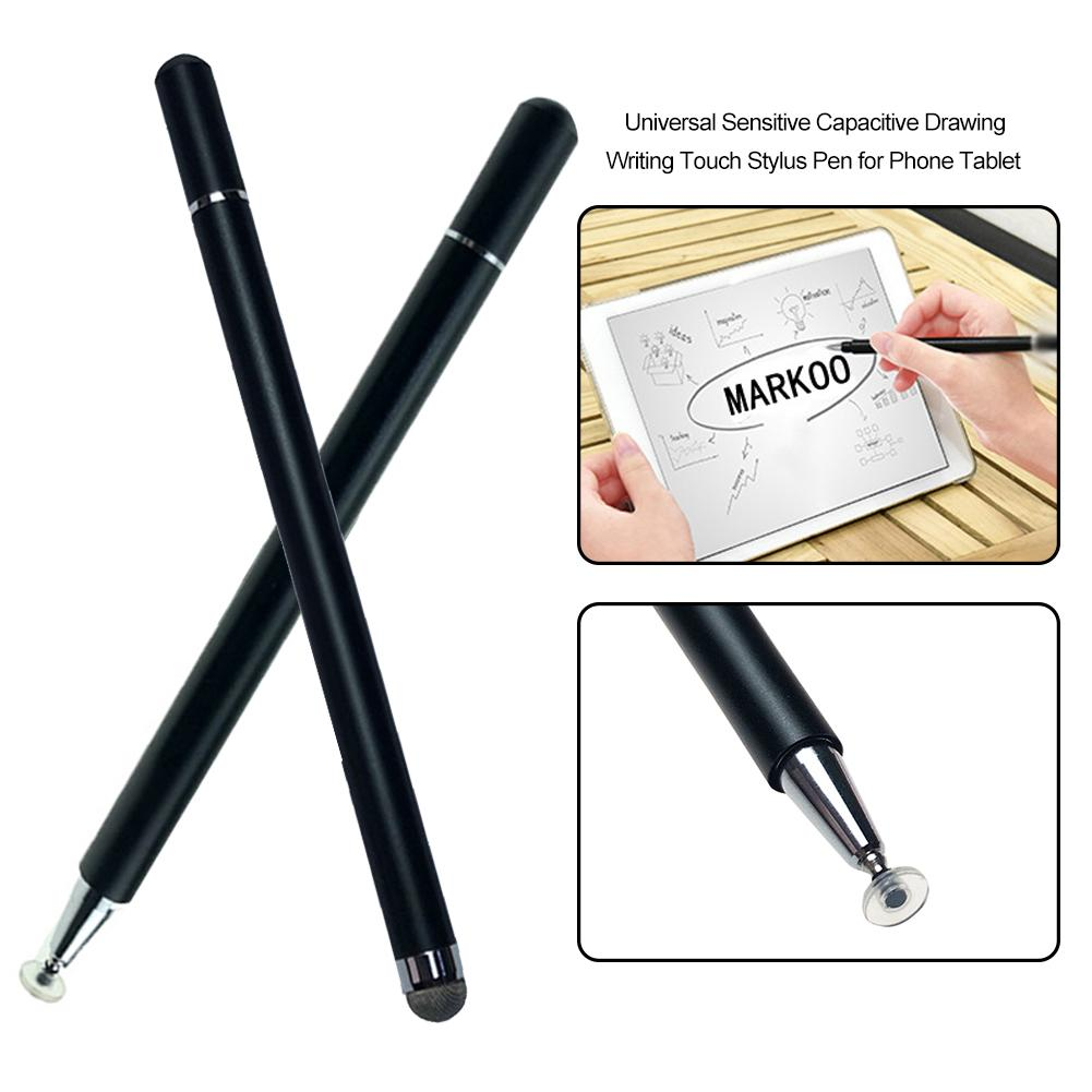 Dual-use Sensitive Pen Painting Writing Tablet Touch Pen For Iphone Samsung Xiao Mi Huawei Lenovo Ipod Mobile Phone Stylus