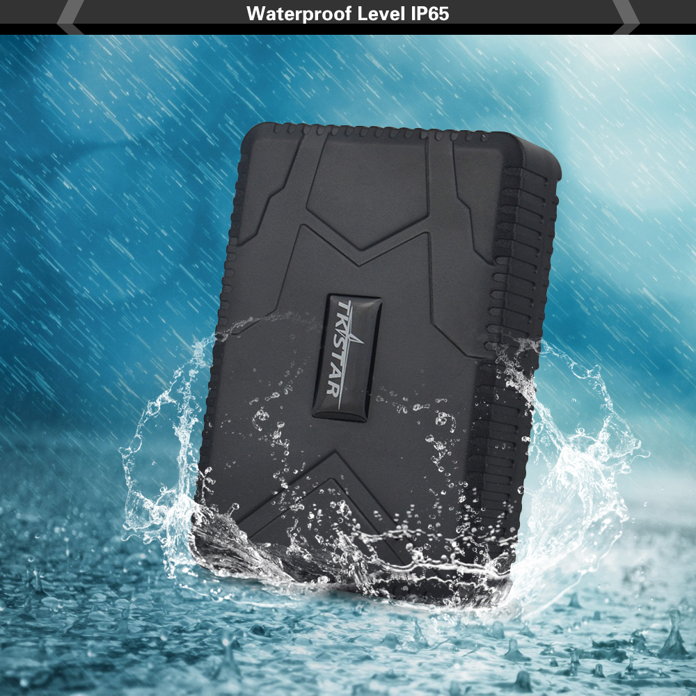TK915 Vehicle tracker 12 24V Waterproof GPS Locator Strong Magnet Car GPS Tracker 10000mah Long Battery