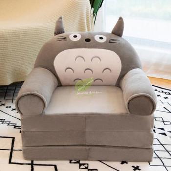 Seguridad Ambiental Sofá De Un Solo Asiento De Diseño De Esquina Sofá Rosa Que Vive Sofá Cama Individual Muebles De La Casa Del Niño De Algodón