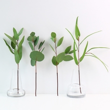 Artificial Leaves Floral Arrangement Accessories Eucalyptus Flowers Living Room Secorations Household Items