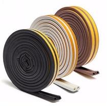 1PC 5M D type Sealing strip Self Adhesive Seal Strips Foam Draught Excluder Window Door Strip Hardware Tools