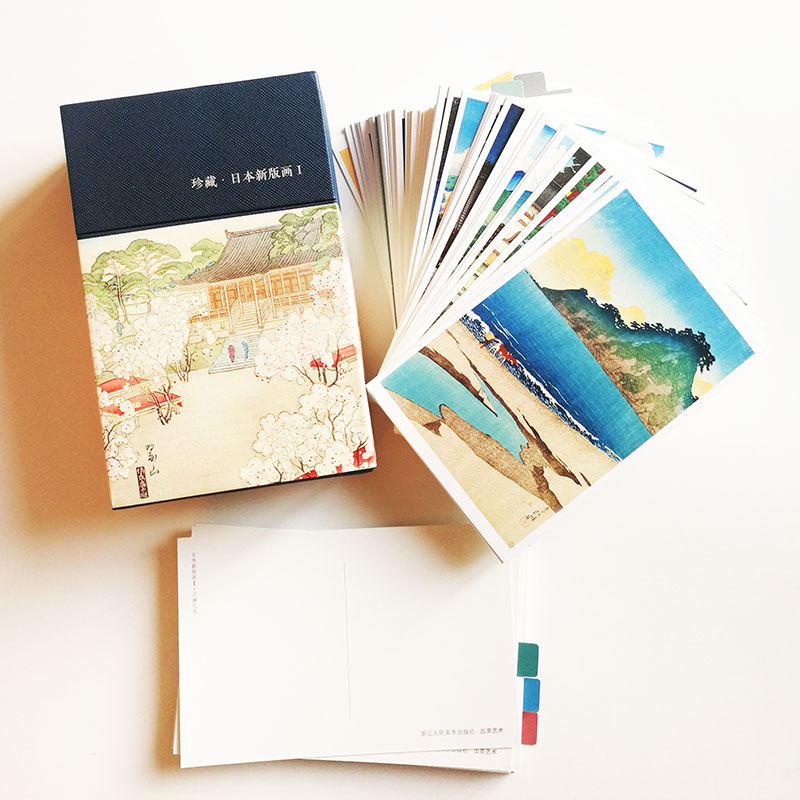 128 Sheets/set Japanese New Prints Postcard ByHashiguchi Goyo/Kawase Hasui Ukiyoe Vintage Postcards Set Greeting Card 153 X100mm