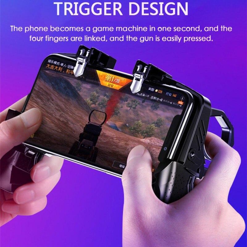 Игровой контроллер K21 для PUBG Mobile (Товары с AliExpress)