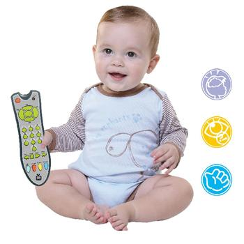 Baby Remote Control Toys Infant Remote Control Early Educational Toy Numbers Learning Electric Toy