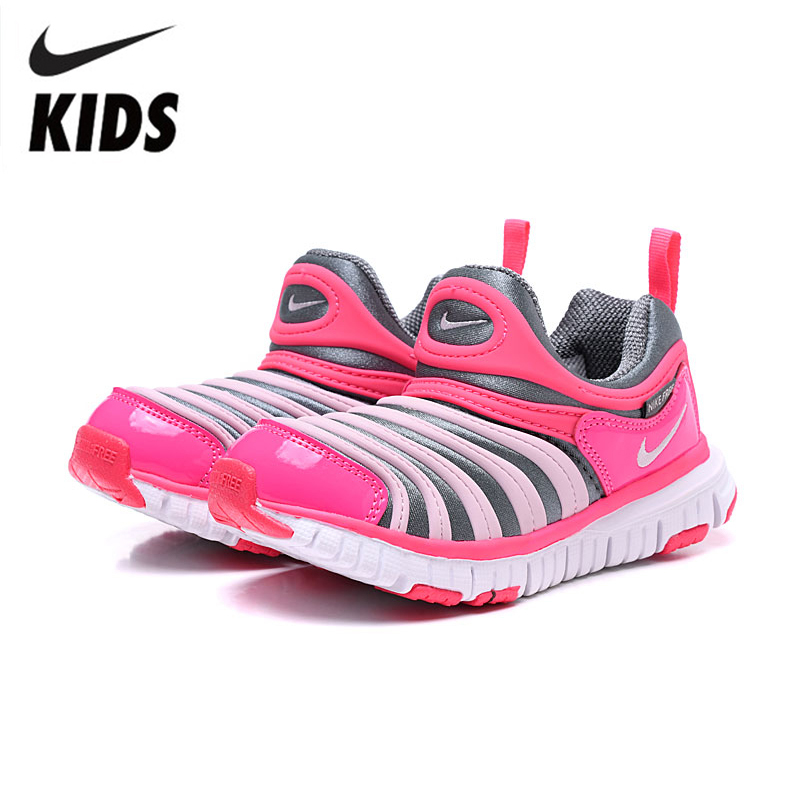 Nike Kids Shoes Dynamo Free (td) Baby Boy Motion Leisure Time Children's Shoes 343938