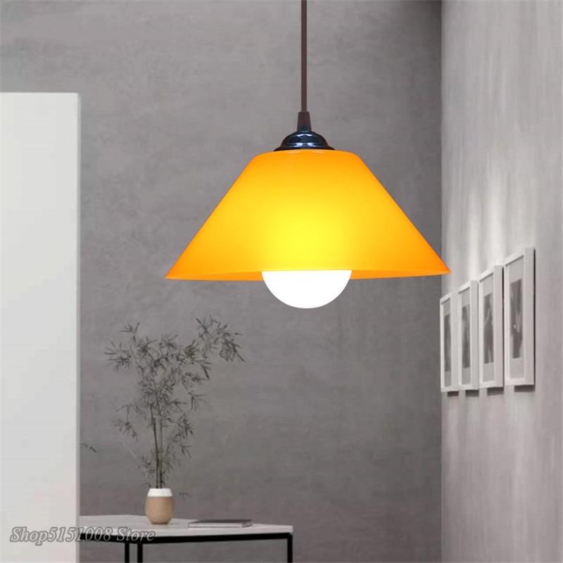 PVC Pendant Light Plastic Lampshade Modern Lighting Fixtures Kitchen Dinning Room Bedroom Hanging Lamp Home Decor Luminaire