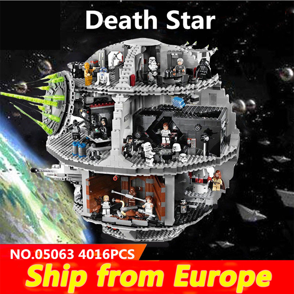 05063 05028 star plan wars death star UCS Destroyer Building Blocks 75159 75212 10221 10030 super Star Plan Wars Brick Toy gift-in Blocks from Toys & Hobbies    1