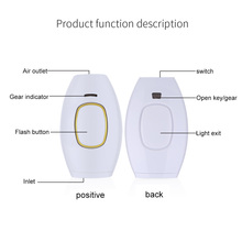 Laser Hair Removal Machine Laser Hair Epilator Hair Removal Device Professional