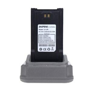 Image 4 - Baofeng UV 9R بطارية جهاز الاتصال اللاسلكي 7.4 فولت 2200 مللي أمبير بطارية ليثيوم أيون حزمة ل Baofeng UV 9R UV 9R زائد راديو