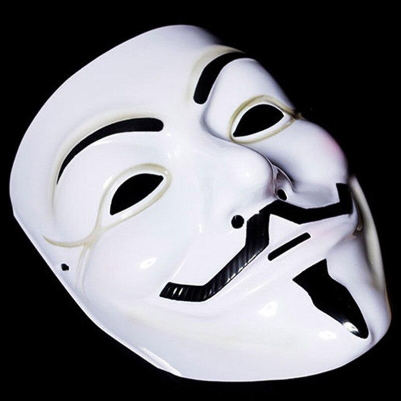 Хэллоуин, Рождественская вечеринка, косплей из фильма «V» для вендетты, хакеровская маска, анонимный парень Фокс, подарок для взрослых и дет...