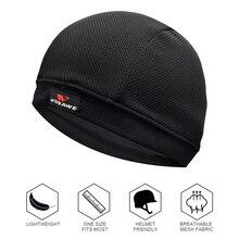 Новая велосипедная Кепка Под шлем, Ультралегкая головная бандана, Мужская быстросохнущая велосипедная Кепка для шлема, велосипедная шапочка, кепка s для велосипедных головных уборов