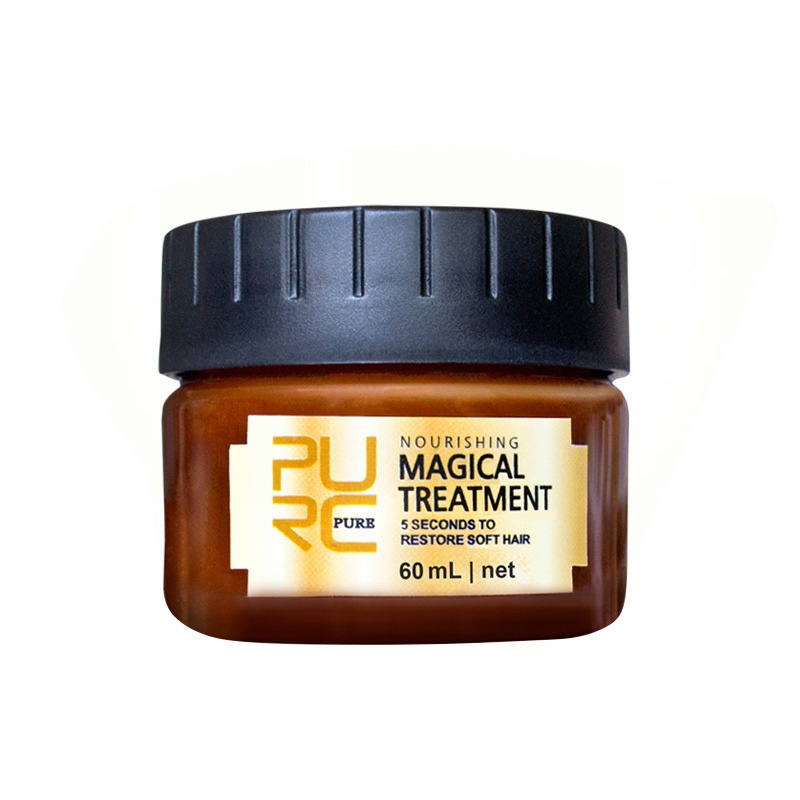 5 Seconds Repairs Miracle Protein Hair Care Mask Repairs Damage Restores Soft Hair Nourishes Keratin Hair