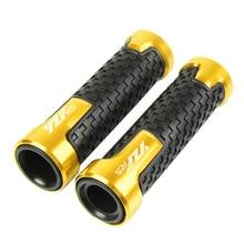 7/8 22 мм Аксессуары для мотоцикла, ручки для руля, ручки для мотоцикла, удобные ручки для рук, рукоятка для Yamaha YZFR15