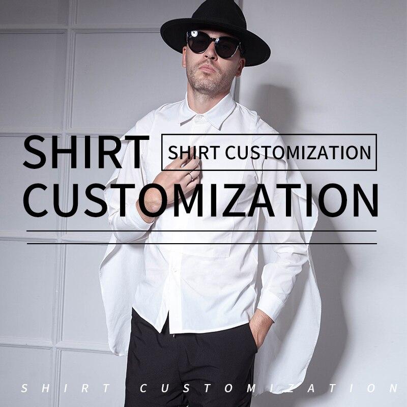 Men's Shirt Custom Shirt Custom