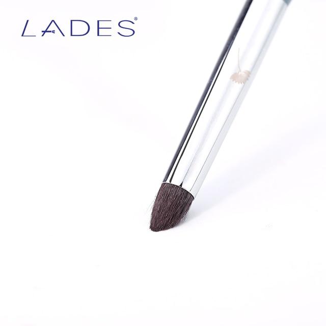 LADES L27 1PCS Blending Makeup Brush Single Eyeshadow Make Up Brushes Animal hair Copper Tube Beauty Tools Natural Goat Hair 3