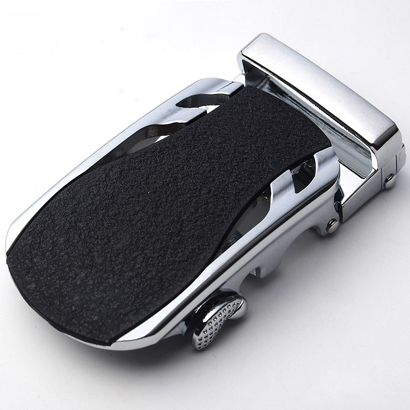 2019 Luxury Brand Designer Belts Laser Metal Automatic Buckle For 3.5cm Width Leather Belt Buckle Wholesale