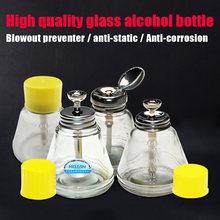 DIYFIX naciśnij typu szkła butelka alkoholu odporny na korozję płyta mycia wody butelka komórkowy naprawa telefonu miedzi czyszczenie butelek narzędzie