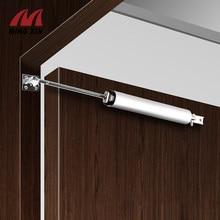 Dispositivo de fechamento automático da porta do amortecedor mais próximo da porta, pare em qualquer posição dentro de 100 graus, força ajustável do amortecedor, carga até 35kg
