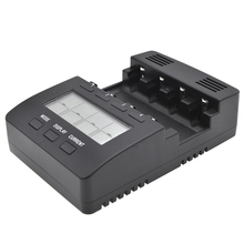 цена на US Plug,BC2000 4 Modes 4 Channel Intelligent Battery Charger Analyser For AA AAA