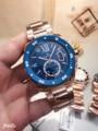 Reloj deportivo AAA de acero inoxidable con esfera de cerámica mecánica automática para hombre nuevo y de lujo +