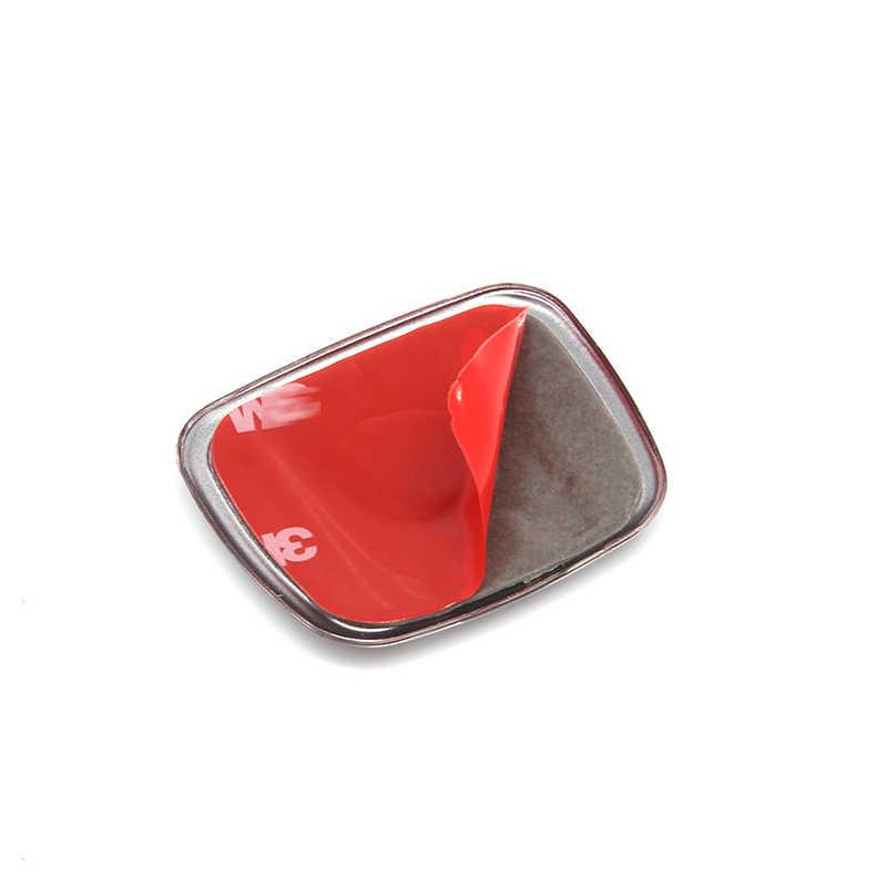 Jdm J 'S Racing Stuurwiel Rood H Badge Emblem Voor Honda Accord Hrv Civic Crv Crz Jazz Fit Stad Stickers