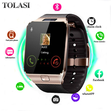 Get more info on the Smart Watch Dz09 Smart Clock Support Tf Sim Camera Men Women Sport Bluetooth Wristwatch For Samsung Huawei Xiaomi Android Phone