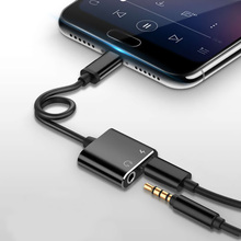 baseus usb c to 3 5mm aux audio adapter for xiaomi 6 huawei p20 pro usb type c to 3 5 earphone converter fast charging cable USB Type C To 3.5mm Earphone Jack Adapter For Samsung Xiaomi Huawei Aux Audio Cable Splitter Headphone Charging USB-C Converter