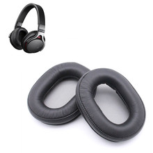Replacement Earpad Ear Cushion Pads For Sony MDR-1RBT Headphones Protein Leather And Memory Foam Brown Black Eh#